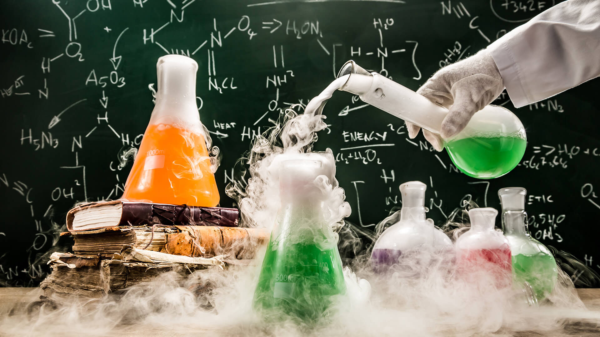 4.7.4 - Rate and Extent of Chemical Change